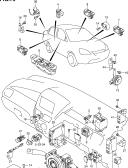79 - ELECTRICAL CONTROL (4DR:RHD)
