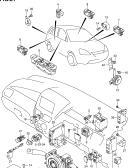 81 - ELECTRICAL CONTROL (5DR:RHD)
