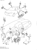 141 - ELECTRICAL CONTROL (4DR:E43)