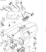 143 - ELECTRICAL CONTROL (5DR:LHD&LHD:E43:JS2RC31S 55300001%)