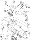 145 - ELECTRICAL CONTROL (5DR:RHD)