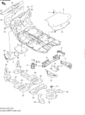 233 - FLOOR CARPET (5DR:LHD)