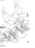 269 - FRONT SEAT (RHD)