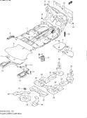 176 - FLOOR CARPET (4DR:RHD)
