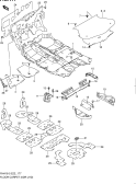 177 - FLOOR CARPET (5DR:LHD)