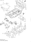 178 - FLOOR CARPET (5DR:RHD)