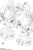 149 - REAR SEAT (5DR:W/ARMREST)