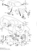 104 - ELECTRICAL CONTROL (RHD)