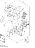 159 - AIR DAMPER CASE (LHD)