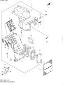 160 - AIR DAMPER CASE (RHD)