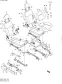 183 - FRONT SEAT (RHD:N/SIDE AIR BAG)