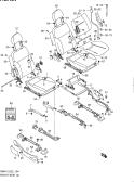 184 - FRONT SEAT (RHD:W/SIDE AIR BAG)