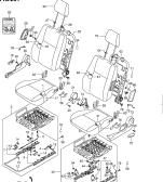 251 - FRONT SEAT (3DR:GA)