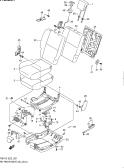 261 - RH REAR SEAT (GL,GLX)