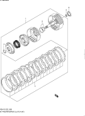96 - AT FWD/REVERSE CLUTCH (AT)