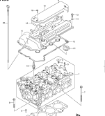 5 - CYLINDER HEAD (RS416)