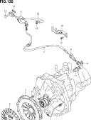 130 - MT CLUTCH (5MT:RW415,RW416:LHD)