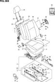 369 - FRONT LH SEAT (GA:LHD)