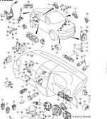 205 - ELECTRICAL CONTROL (5DR:RHD)