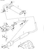 65 - MUFFLER (TYPE 1,2,3:M15A,M16A:5DR)