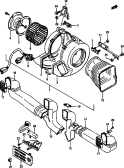 184 - SCROLL ASSY (LHD:N/HEATER)
