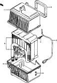 189 - EVAPORATOR (RHD)