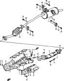21 - MUFFLER (TYPE 2:E18, E39)