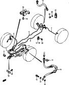 92 - BRAKE PIPING (TYPE 1:E18)