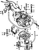 10 - CARBURETOR (V:~DA21V-122698)