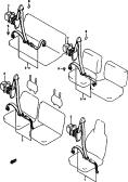 126 - SEAT BELT