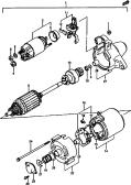 35 - STARTING MOTOR (~DA21T-101155,~DA21V-102546)