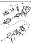 36 - STARTING MOTOR (DA21T-101156~,DA21V-102547~)