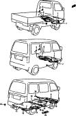 97 - FLOOR MAT AND CARPET (K,V:STD ROOF)