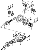 31 - DIFFERENTIAL GEAR