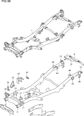 99 - CHASSIS FRAME