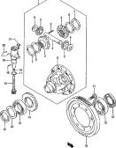61 - DIFF GEAR AND SPEED GEAR (AT)