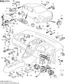 111 - ELECTRICAL CONTROL (RHD)