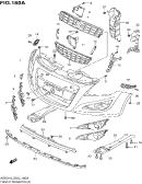 160A - FRONT BUMPER (TYPE 4)