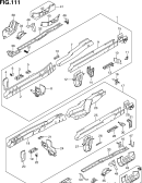 111 - CHASSIS FRAME