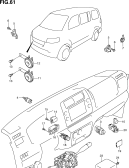 61 - ELECTRICAL CONTROL (LHD:BV,GA,PANEL VAN)
