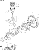 6 - CRANKSHAFT (GC415V)