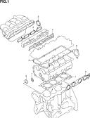 1 - ENGINE GASKET