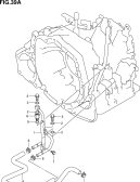 39A - AT OIL HOSE (TYPE 3:AT)