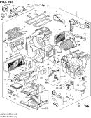 165 - HEATER UNIT (LHD)
