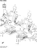 189A - FRONT SEAT (RHD:W/SIDE AIR BAG)