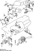 50 - ELECTRICAL CONTROL (V:LHD)