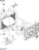 53 - RADIATOR (TYPE 1,2:A5B310,A5B412)
