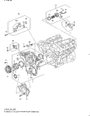 8 - TIMING CHAIN COVER/WATER PUMP