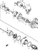 49 - STARTING MOTOR (DENSO)
