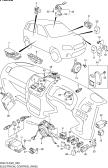 60 - ELECTRICAL CONTROL (RHD)